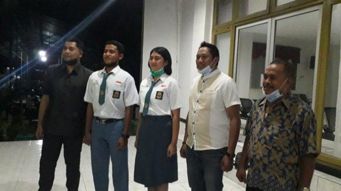 Dua Siswa Calon Paskibraka Asal Kota Kupang Lulus ke Tingkat Nasional