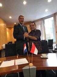 Dubes Belanda Undang Gubernur NTT Bicarakan Jembatan Palmerah