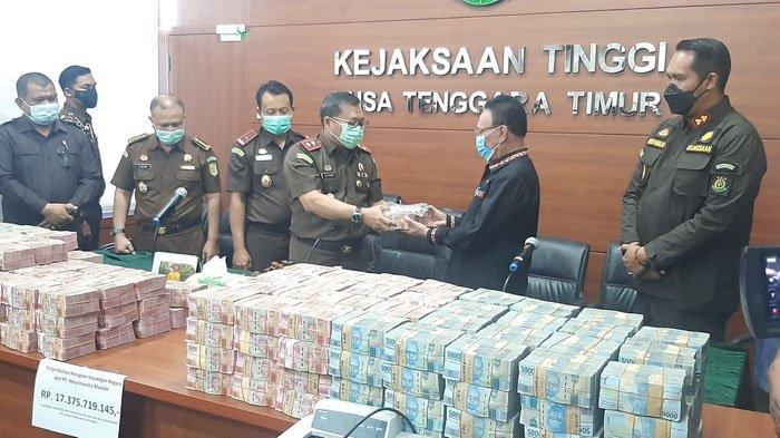Dugaan Kasus Korupsi di Hypermart Store, Kejati NTT Sita Uang Rp 17 Miliar