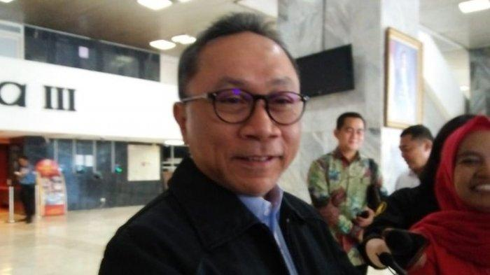 Dukungan Terhadap Pemerintahan Jokowi- Ma'ruf, Zulkifli Hasan Beda dengan Amien Rais