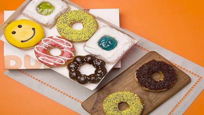 Promo Dunkin Donuts Besok Rabu 16 Juni 2021, Harga Spesial 18 Donat Cuma Rp 100.000