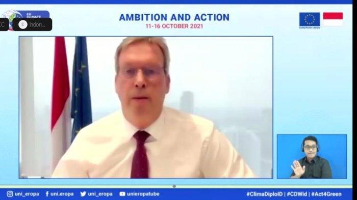 Uni Eropa Resmikan Pekan Diplomasi Iklim 2021 Mulai, Ambition and Action