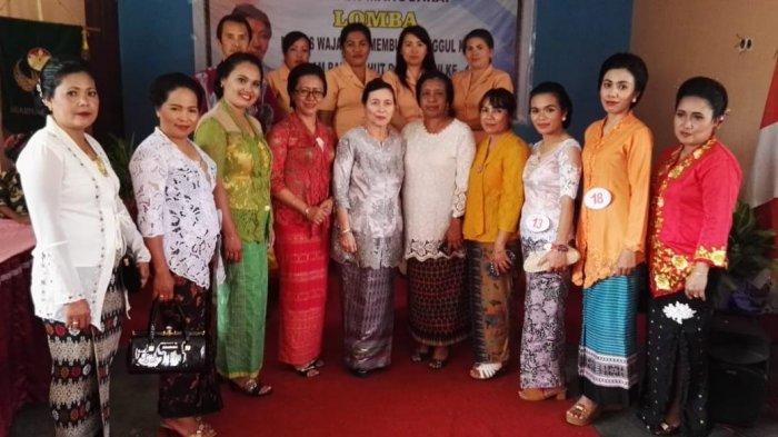 Peringati HUT Kartini, Ini Yang Dilakukan DWP Manggarai