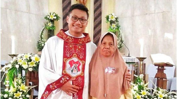 Neneknya Muslim, Edi Prasetyo Ditahbiskan Jadi Imam Katolik Kongregasi Hati Kudus Yesus, Viral!