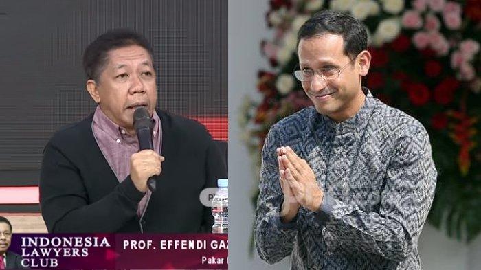 Effendi Gazali 'Bela' Eks CEO Gojek Nadiem Makarim yang Dianggap Tak Cocok Jadi Mendikbud