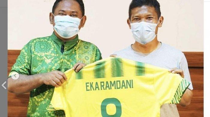 Dua Eks Pemain Gaek Persib Bandung Direkrut Persikasi Bekasi di Liga 3 Ternyata Bukan Jadi Pemain ?