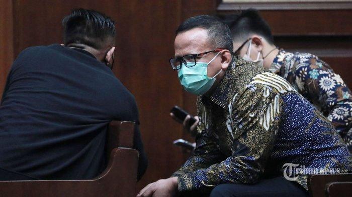 Diancam Hukuman Lima Tahun Penjara, Edhy Prabowo Eks Menteri KKP Minta Maaf ke Jokowi dan Prabowo