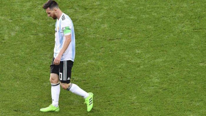 Messi dan Ronaldo Kompak Pulang Bareng
