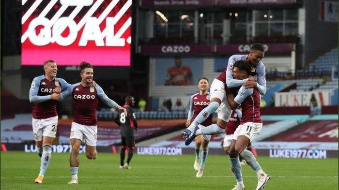 Info Sport Terbaru:Simak Data Hasil Liga Inggris Liverpool Pesta Gol,Tottenham Ditekuk Aston Villa