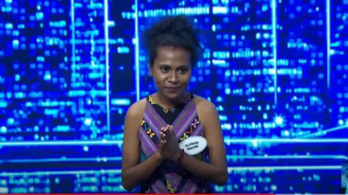 Hasil Indonesian Idol RCTI, Elfrida Maure Asal Alor NTT Tereliminasi Maia Estianty: Kurang Memukau!