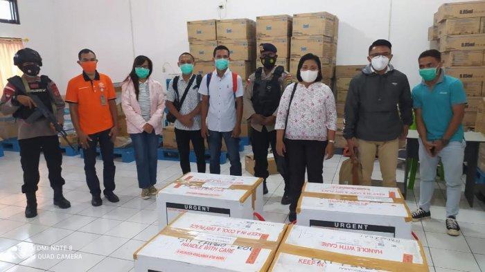 Pemprov NTT Pastikan Distribusi Vaksin Corona Sinovac Tahap Pertama ke Daerah Selesai Besok