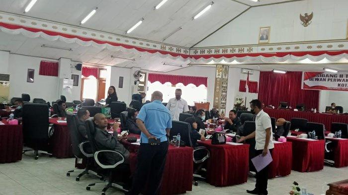 Rapat Sidang LKPj Walikota Kupang Sudah Lima Kali Diskors, Kenapa?