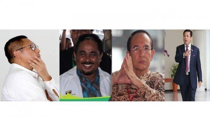 Sama-Sama Ketua Partai, Berat Mana Vonis Romahurmuziy, Suryadharma Ali, Setya Novanto atau Anas?