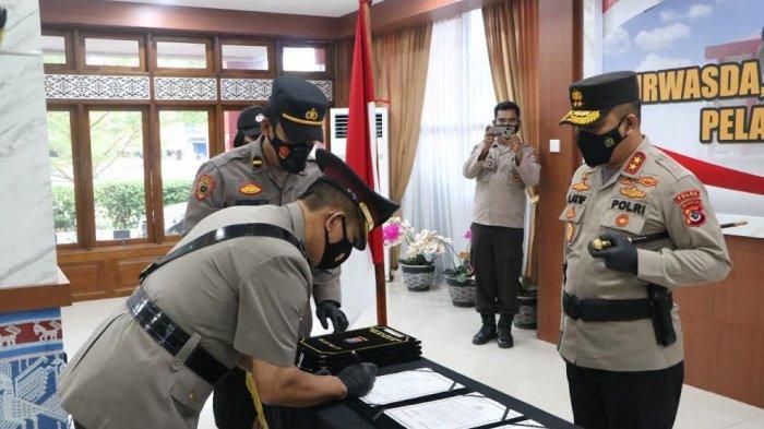 Kapolda NTT Pimpin Sertijab Empat Pejabat Utama dan Pelantikan Kapolres Malaka