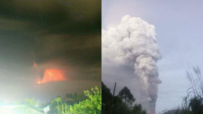 Gunung Soputan Sulawesi Utara Kembali Erupsi Pagi Ini, Berikut Himbauan BMKG Untuk Masyarakat Sulut