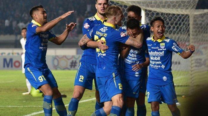 Erwin Ramdani Pahlawan Kemenangan Persib atas PSS Sleman Persembahkan Gol untuk Bojan Malisic