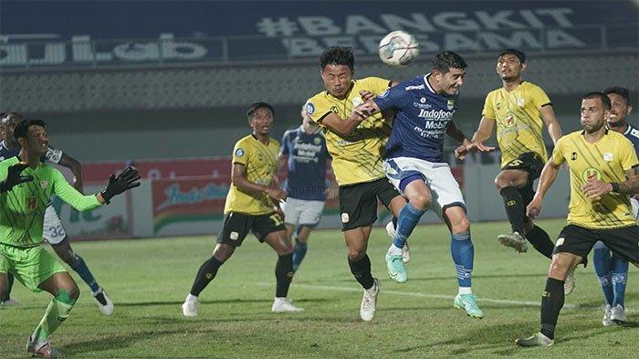 Persib Hanya Buat 1Gol vs Barito Putera,VizkarraSebut Maung Bandung Belum Maksimal,Albert Apresiasi