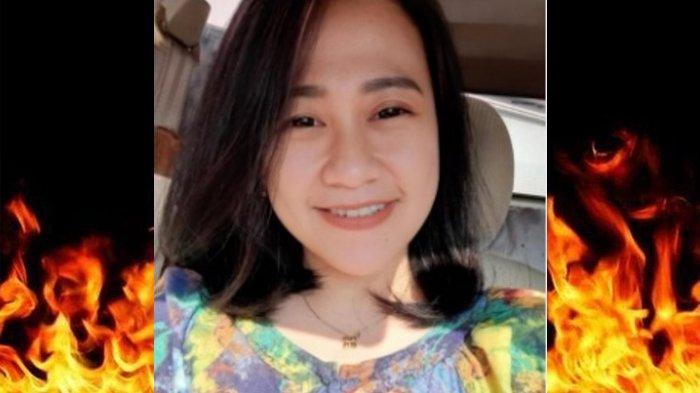 Polisi Buru Pria Misterius yang Bakar Seorang Perawat Cantik di Malang Jawa Timur