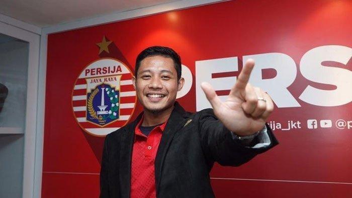 Evan Dimas Bahas Persaingan di Lini Tengah Persija Jakarta, Masuk dari Bangku Cadangan, Info