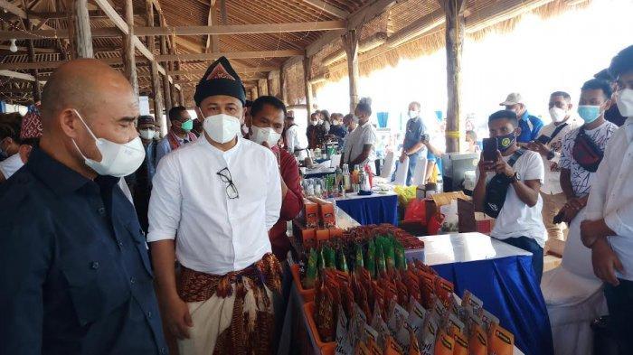 Prokes Ketat di Semau, Hadirkan Literasi Keuangan dan Vaksin 1250 Warga