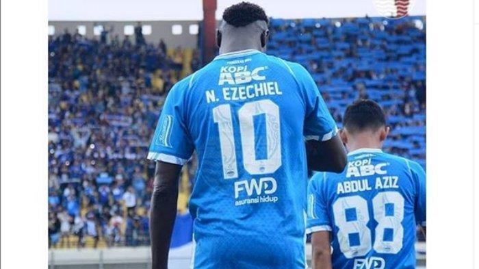 Nasib Persib Maung Bandung Pasca Kehilangan  Ezechiel Penyumbang Gol Terbanyak 3 Musim, PANAS