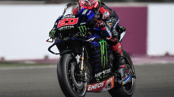 Simak Poin MotoGP 2021, Update Klasemen MotoGP Terbaru Hasil Kualifikasi Moto GP Spanyol 2021