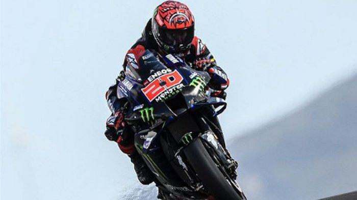 Jelang MotoGP, Fabio Quartararo Samai Rekor Valentino Rossi di MotoGP Jerez Spanyol 2021?