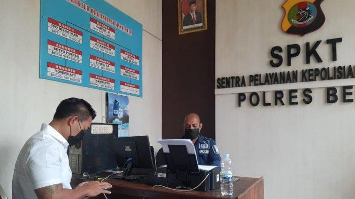 Anggota DPRD Belu Lapor Pemilik Akun Facebook Peter Meo Cs