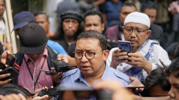 Fadli Zon Bantah Demonstran Penolak Hasil Pilpres sebagai Pendukung Prabowo-Sandiaga