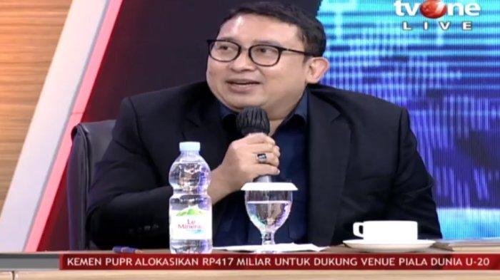 Fadli Zon Blak-blakan Kritisi FPI Dibubarkan, Elite Gerindra Dukung Pemerintah Berantas Intoleran