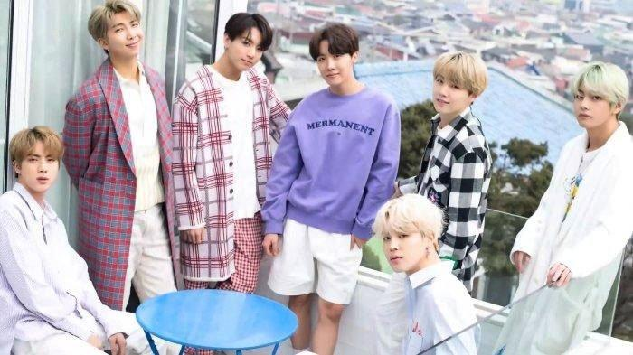 Daebak! BTS Jadi Boy Grup K-Pop Terpopuler Selama 40 Bulan Terakhir