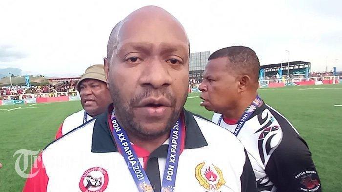 Ini Kata Maneger Rugby Papua di PON XX: Medali Emas Kami Persembahkan untuk Tanah Papua