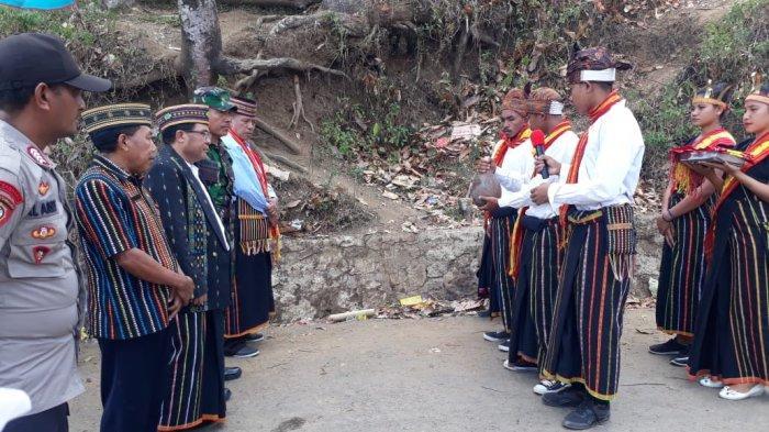 Pesan Menohok Kadis Pariwisata Manggarai Timur untuk Peserta Festival Budaya Congkar