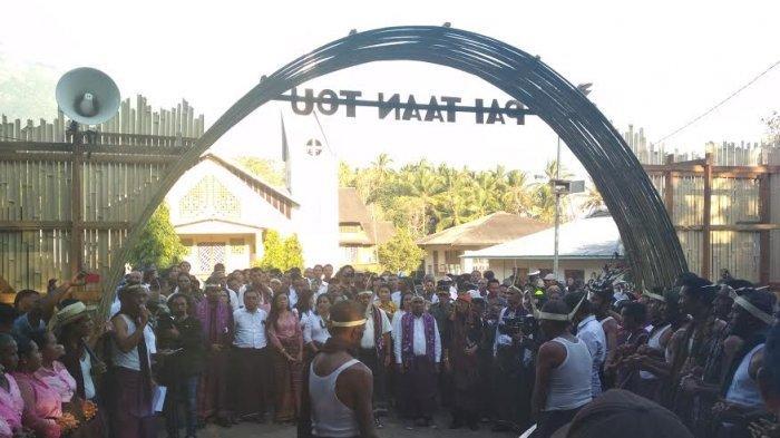 Atraksi Budaya Dalam Festival Lamaholot di Adonara