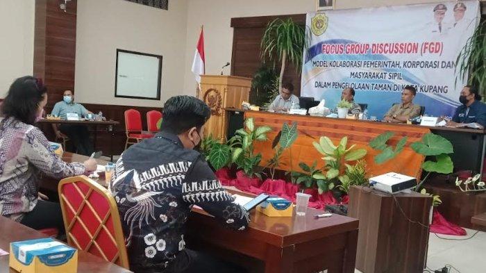 Masyarakat Diminta Terlibat Dalam Penataan Wajah Kota Kupang,