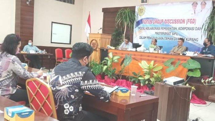 Penataan Wajah Kota Kupang, Masyarakat Diminta Terlibat Aktif