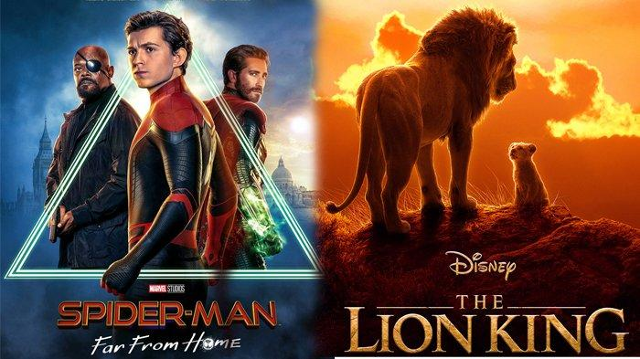 Film Hollywood yang Bakal Tayang di Bioskop Juli 2019, Ada Lion King hingga Spiderman: Far From Home