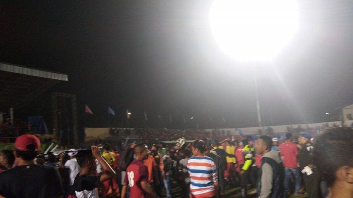 Aib Laga Final El Tari Memorial Cup
