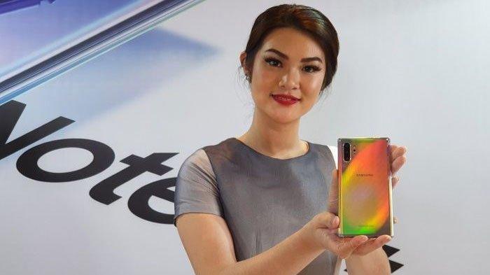 Daftar Harga Terbaru HP Samsung Bulan Agustus 2019, dari Galaxy A10 hingga Galaxy Note10