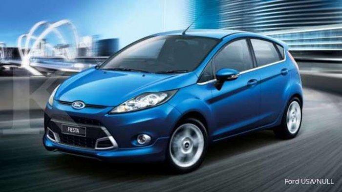 Harga Bersahabat, Mobil Bekas Ford Fiesta Terendah Rp 60 Juta Bulan April 2021