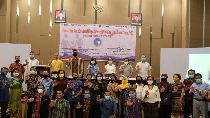 Save the Children-Aliansi PKTA Terbitkan Buku Bertema Anak
