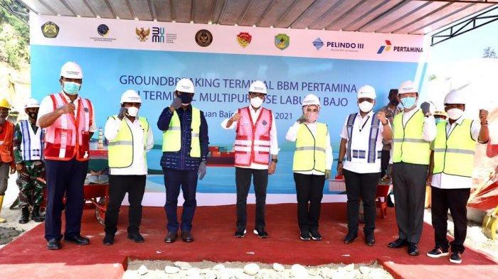 Dukung Wisata Premium Labuan Bajo, Pertamina-Pelindo III Sinergi Bangun Infrastruktur BBM