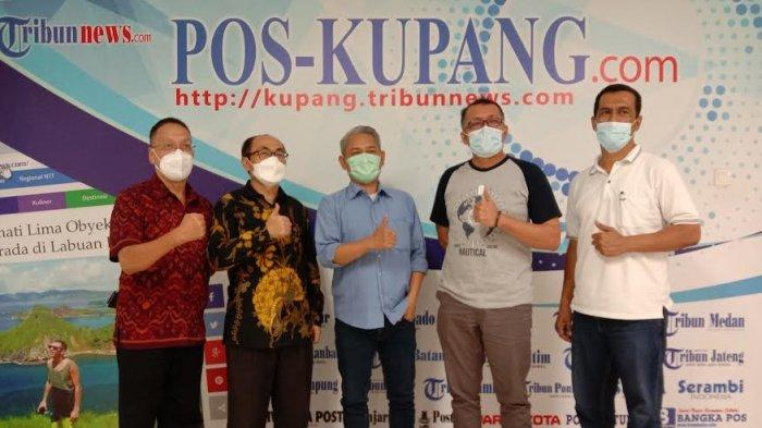 Pinsar Indonesia Sambangi Pos Kupang