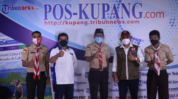 Ketua Kwarda :Pramuka di NTT Sebagai Salah Satu Garda Terdepan Dalam Penanganan Bencana