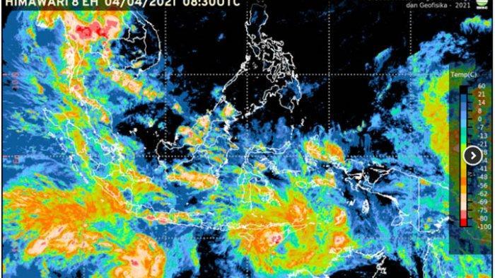 Siklon Tropis Porak Porandakan NTT Hingga Korban Jiwa, Daerah Ini Berpotensi Sama, NTT Bisa Terulang