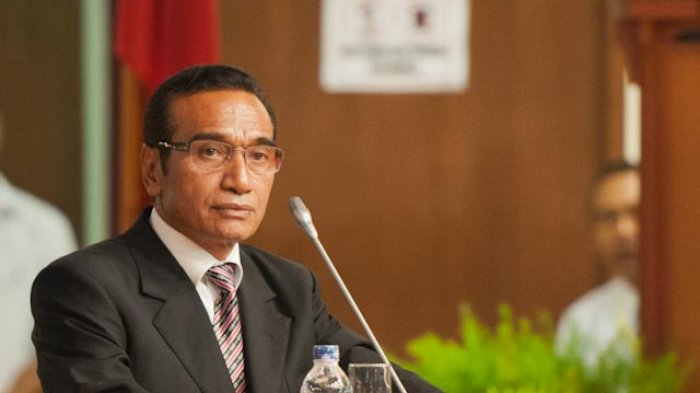Presiden Timor Leste Francisco Guterres alias Lu Olo