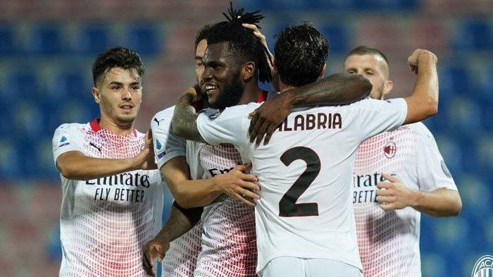 LIVE TVRI, Jadwal Coppa Italia 2021 Malam ini AC Milan vs Torino, Inter Milan, Juventus dan AS Roma