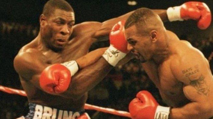 Siaran Langsung Tinju Dunia Mike Tyson vs Roy Jones Jr, Live World Boxing Minggu 29 November 2020
