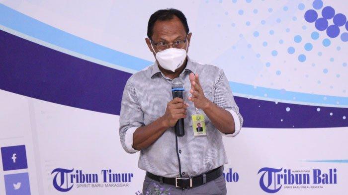 Fred Benu Perbaiki Peringkat Undana Kupang
