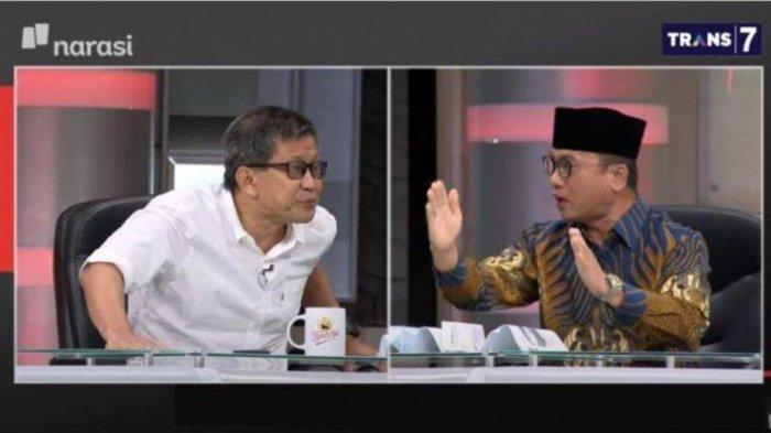 Tak Tahan Dicecar Najwa Shihab, Rocky Gerung Ungkap Fakta Soal Hubungan Rizieq & Haji Ditunda, Apa?
